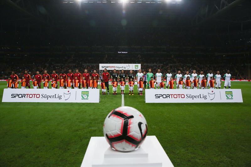 Galatasaray-Bursaspor foto galerisi