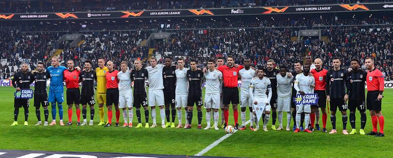 Beşiktaş-Genk foto galerisi