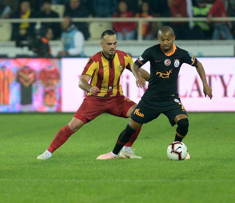 Evkur Yeni Malatyaspor - Galatasaray foto galerisi