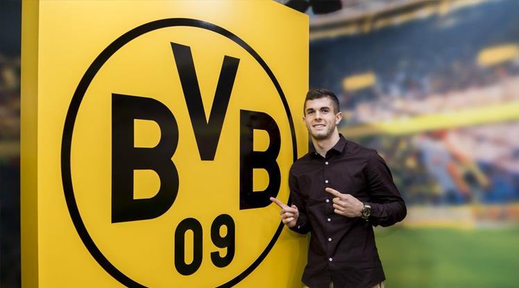 Dortmund Pulisic için servet istiyor