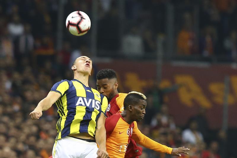 Galatasaray-Fenerbahçe foto galerisi