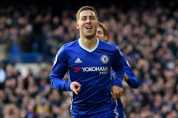 Real Madrid'in Hazard planı!