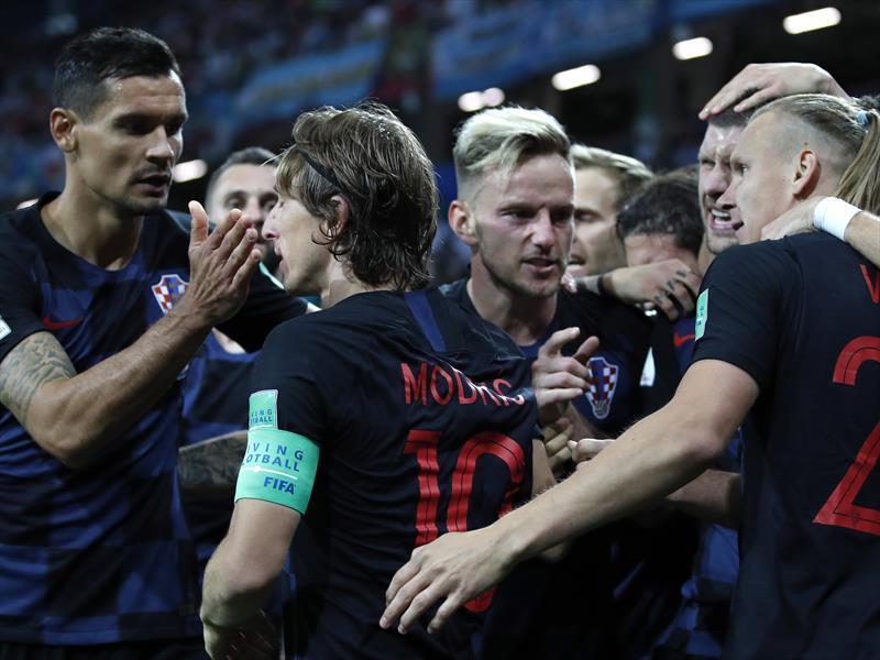 Arjantin'i yıktı, Premier Lig'e gidiyor
