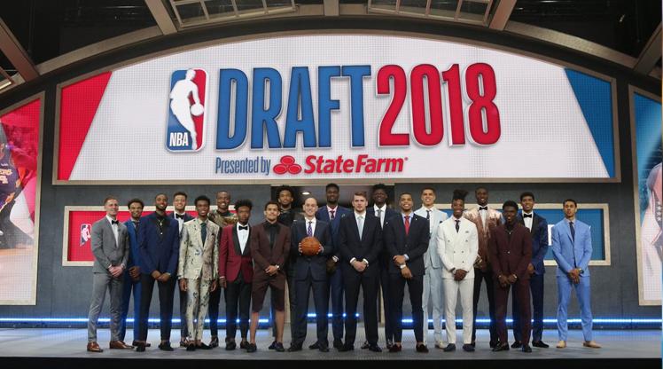 NBA'de draft heyecanı!