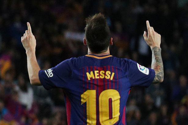 Roma'dan çok konuşulacak Messi hamlesi