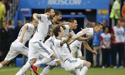 İspanya zaferi Rusya'da büyük coşkuyla kutlandı
