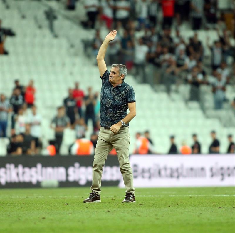 Beşiktaş - Akhisarspor foto galerisi