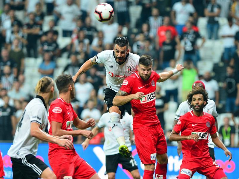 Beşiktaş - Antalyaspor foto galerisi