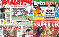 5 Ağustos Gazete Manşetleri