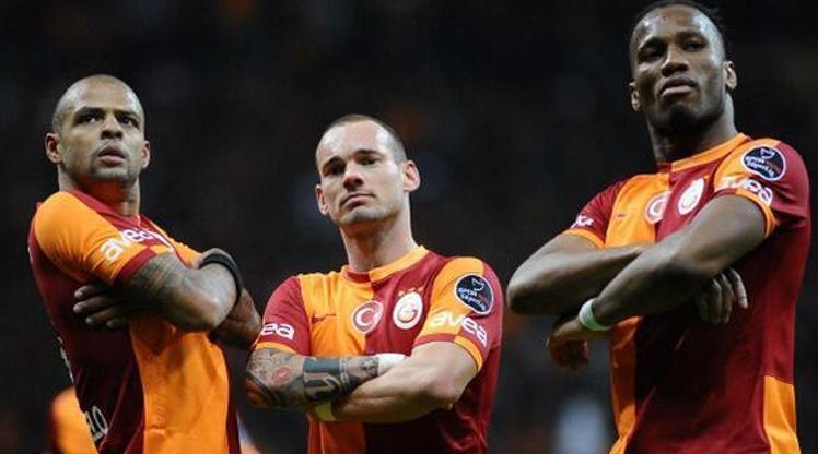 Sosyal medyada Galatasaray fırtınası!