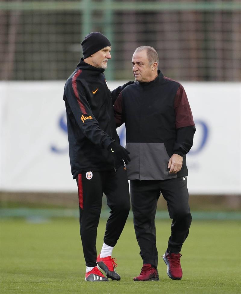 Galatasaray'da gözler forvet transferinde