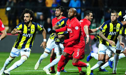 Ümraniyespor - Fenerbahçe foto galeri