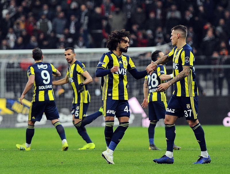 Fenerbahçe'de yüzler gülüyor!