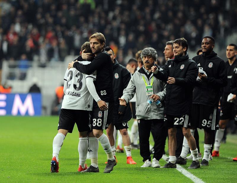 Beşiktaş - Atiker Konyaspor foto galerisi
