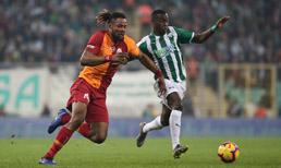 Bursaspor - Galatasaray foto galeri