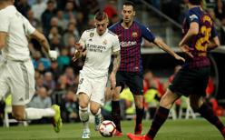 Real Madrid - Barcelona foto galerisi