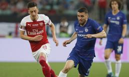 Chelsea - Arsenal foto galeri
