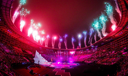 Pan Amerikan Oyunları açılış töreni