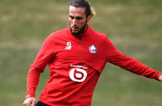 Fransa'nın Lille takımına transfer olan milli futbolcu Yusuf Yazıcı, takımının sabah antrenmanına çıktı.