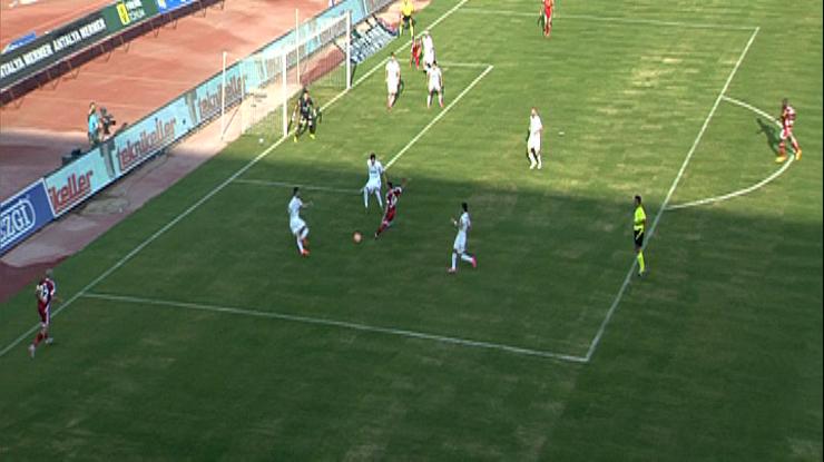 Antalyaspor - Medicana Sivasspor