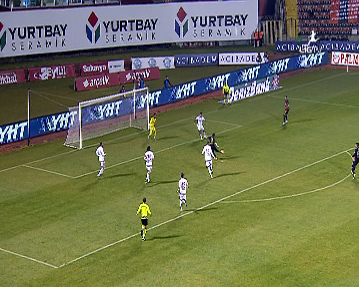 Eskişehirspor - Mersin İdman Yurdu