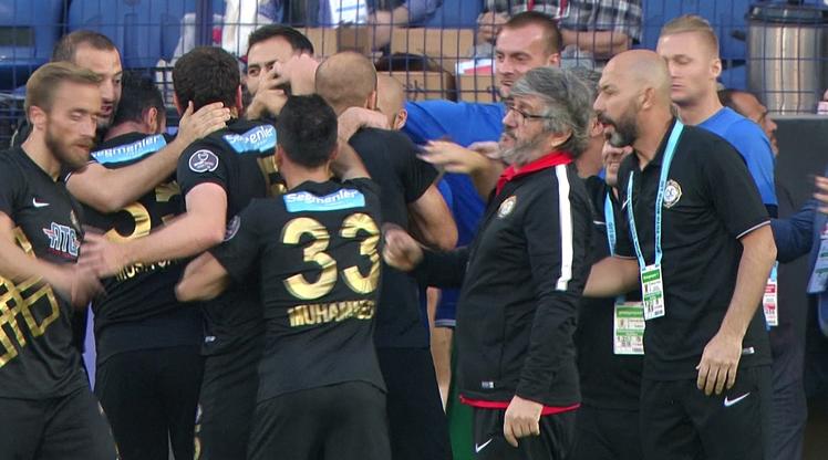 Osmanlıspor FK - Adanaspor
