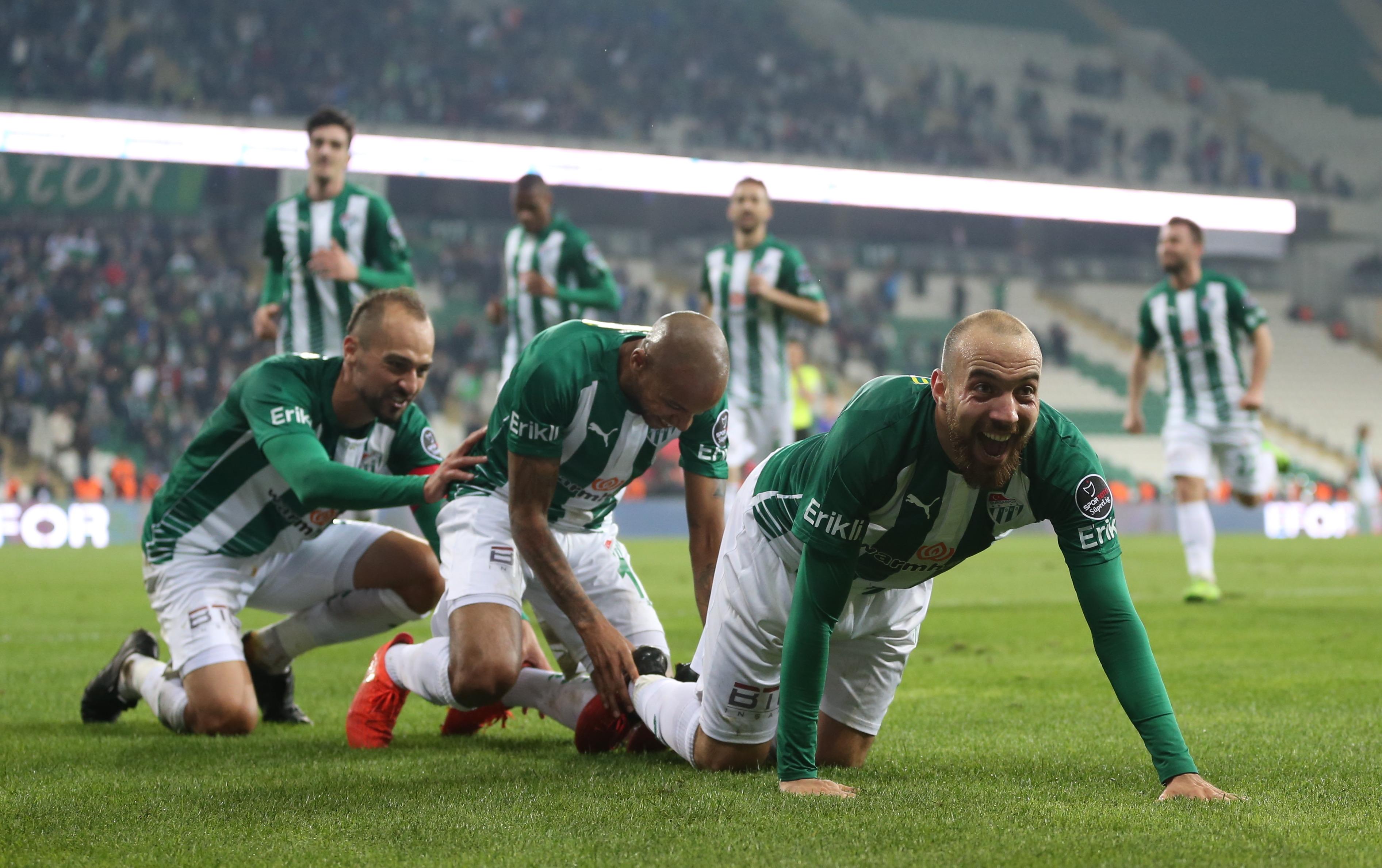 Bursaspor - Kardemir Karabükspor