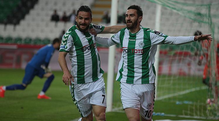 Atiker Konyaspor - Aytemiz Alanyaspor