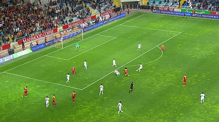 Kayserispor - Atiker Konyaspor