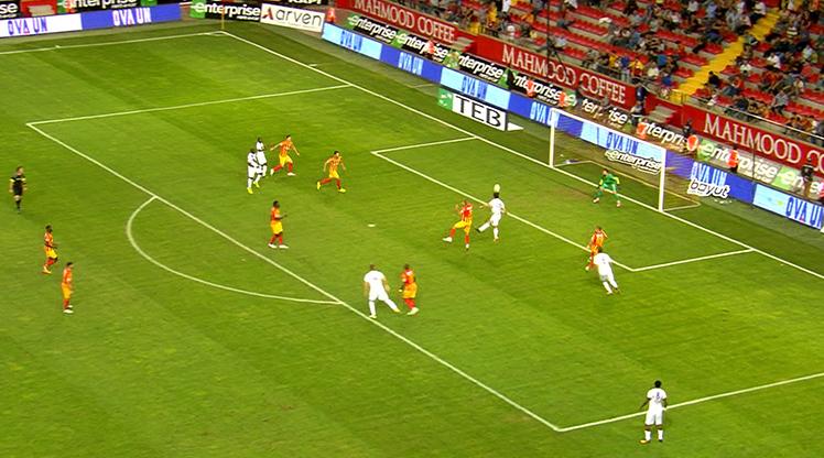 Kayserispor - Osmanlıspor FK