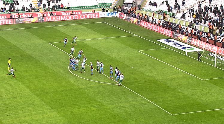 Atiker Konyaspor - Trabzonspor