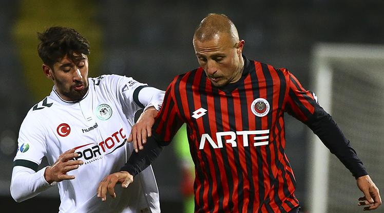 Gençlerbirliği - Atiker Konyaspor