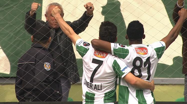 Atiker Konyaspor - Demir Grup Sivasspor