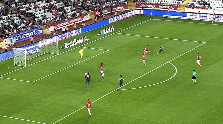 Antalyaspor - Medipol Başakşehir