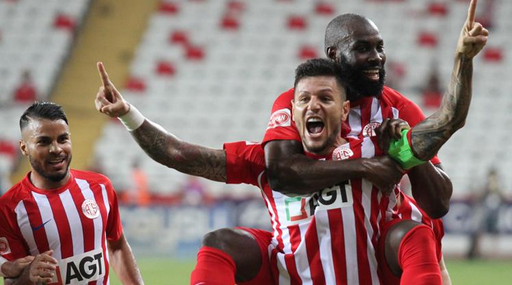 Antalyaspor - Atiker Konyaspor