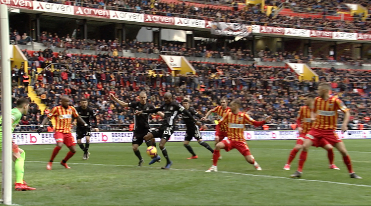 İstikbal Mobilya Kayserispor - Beşiktaş