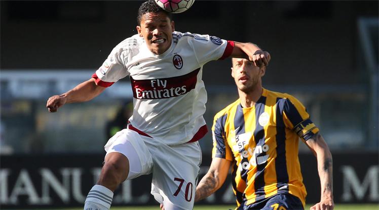 Hellas Verona Milan maç özeti
