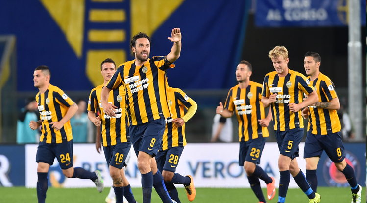 Hellas Verona Juventus maç özeti