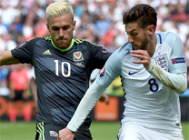 İngiltere Galler maç özeti