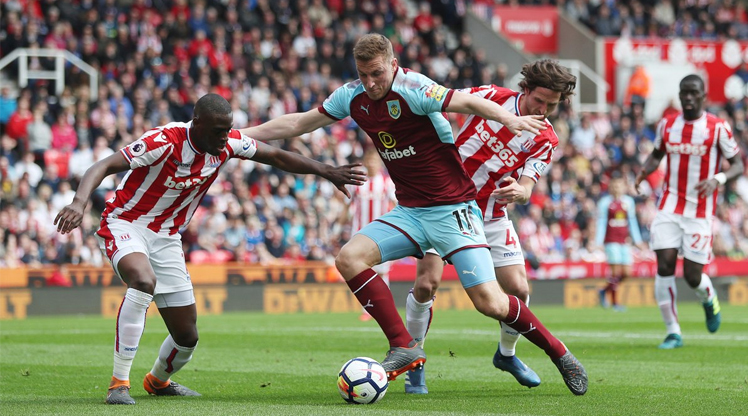 Stoke City Burnley maç özeti