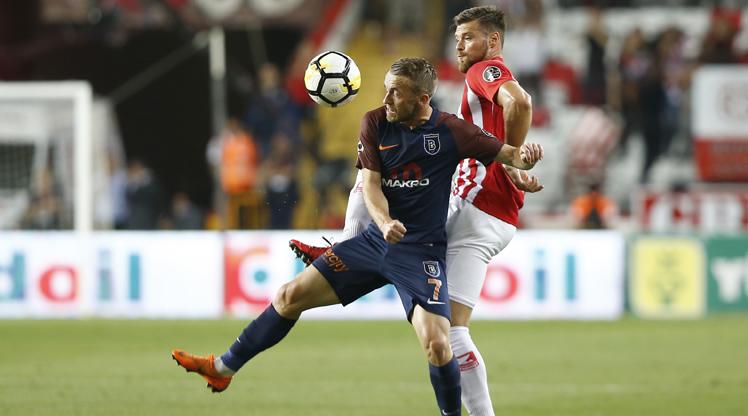 Antalyaspor Medipol Başakşehir maç özeti