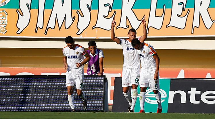 Alanyaspor Antalyaspor maç özeti