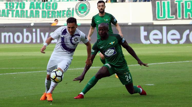 Akhisarspor Osmanlıspor FK maç özeti