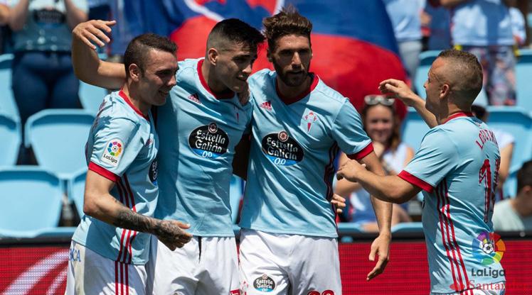 Celta Vigo Levante maç özeti