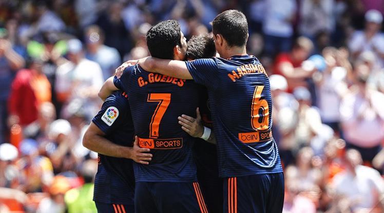 Valencia Deportivo La Coruna maç özeti