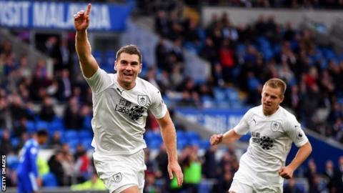 Cardiff City Burnley maç özeti