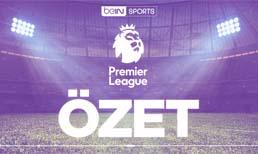 Manchester City Leicester City maç özeti