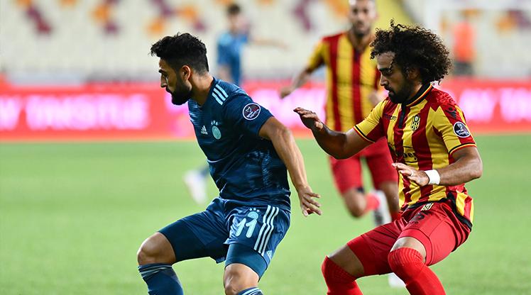 Evkur Yeni Malatyaspor Fenerbahçe maç özeti