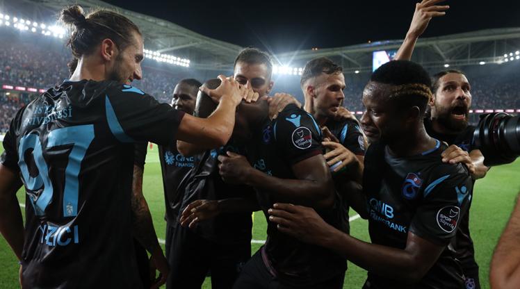 Trabzonspor Galatasaray maç özeti