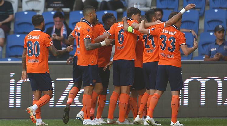 Medipol Başakşehir Antalyaspor maç özeti